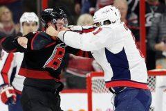 L'attaquant Andrei Svechnikov espère participer au sixième match lundi soir