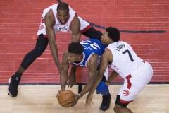 Les Raptors se regroupent après la défaite au deuxième match