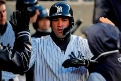 Gary Sanchez est devenu le 12e Yankee isncrit sur la liste des blessés