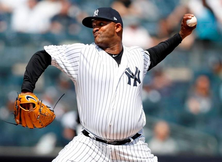 CC Sabathia commence la saison en force dans une victoire de 4-0 des Yankees