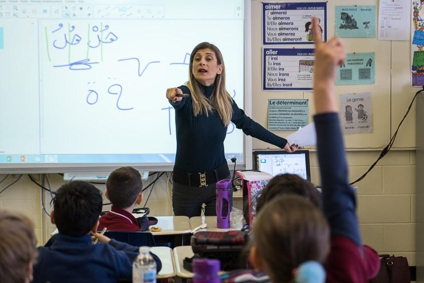 Enseigner l'amour des cultures et des langues