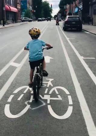 Projet pilote pour les cyclistes de Verdun