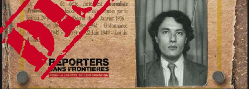 Disparition du journaliste Guy-André Kieffer : 15 ans après, Reporter Sans Frontière veut «la vérité»