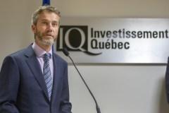 C'est Hubert Bolduc qui dirigera le segment international d'Investissement Québec