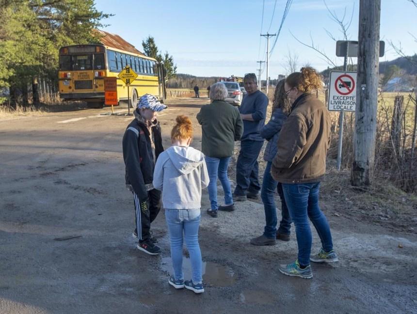 Grenville-sur-la-Rouge: on a dit au maire que le barrage avait cédé