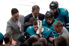 Sharks: Pavelski ne devrait pas jouer vendredi, contre l'Avalanche