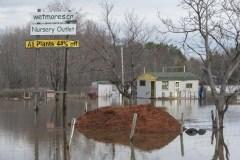 Des résidants de Saint-Jean, au N.B., reçoivent un avis d'évacuation volontaire
