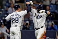 La synthèse des matches présentés lundi dans les ligues majeures de baseball