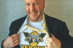 Verdun Ti-Cats: le football, de père en fils