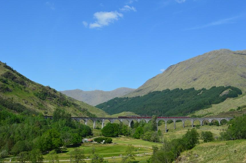 L'Écosse, au pays d'Harry Potter