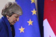 Brexit: les 27 et May d'accord pour une nouvelle date limite au 31 octobre