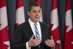 Les conservateurs d'Andrew Scheer lancent leur campagne à Trois-Rivières mercredi