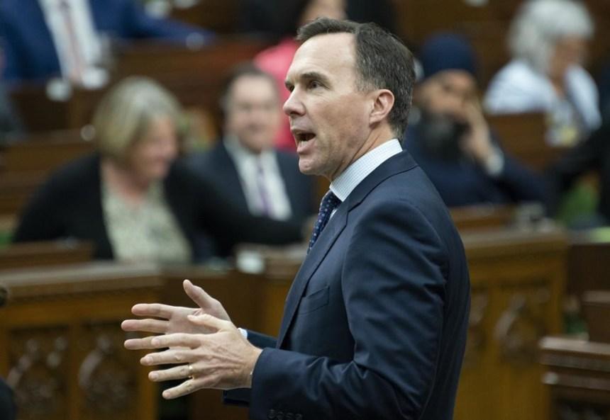Ottawa affiche un déficit de 11,8 milliards $ pour l'exercice 2018-2019