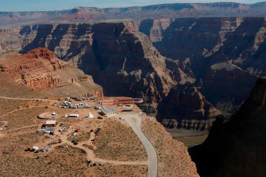 Deux chutes mortelles en six jours dans le Grand Canyon