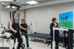 Le CHU Sainte-Justine inaugure son nouveau Technopôle en réadaptation pédiatrique