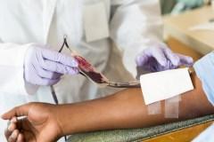 Collecte de sang du Vendredi saint à Marie-Reine-du-Monde, Montréal