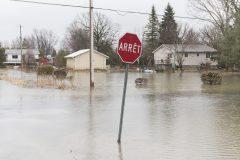 La crue des eaux cause la mort d'une personne en Outaouais