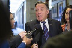 Le lithium, une vraie «mine d'or» pour le Québec, selon François Legault