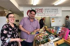Groupe d'entraide de Mercier-Ouest : déjà 20 ans de sécurité alimentaire