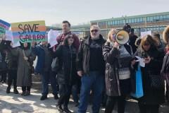 Montréal-Nord : grogne contre la possible relocalisation d'un centre d'éducation pour adultes
