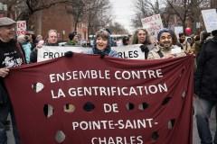 Contrer la disparition de logements sociaux dans Pointe-Saint-Charles