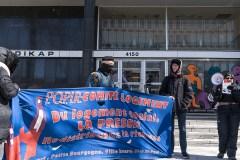 Occupation des bureaux d'une firme immobilière contre la gentrification de Saint-Henri