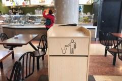 Recyclage à la Place Versailles: bientôt de la récupération pour la clientèle