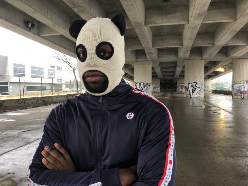 Un panda à la conquête de la planète rap