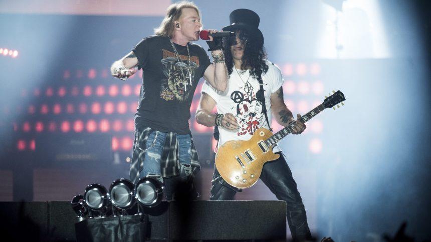 Guns N' Roses porte plainte contre un brasseur pour sa bière «Guns 'N' Rosé»