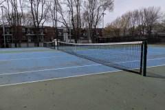 Nouvel accès au tennis du parc LaSalle
