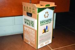 Soins personnels recyclés à Dorval