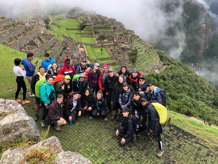 Apprendre par le voyage : excursion pour des élèves d'Antoine-de-Saint-Exupéry