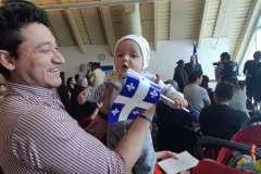 Accueil de nouvelles familles dans la Pointe-de-l'Île