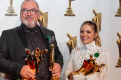 Sarah-Jeanne Labrosse en tête des nominations du Gala Artis