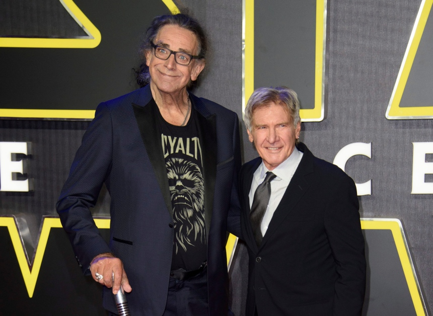 Disparition de Peter Mayhew, le Chewbacca de Star Wars