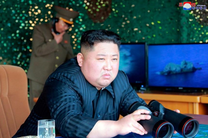 Corée du Nord: les États-Unis restent optimistes malgré un exercice de frappes