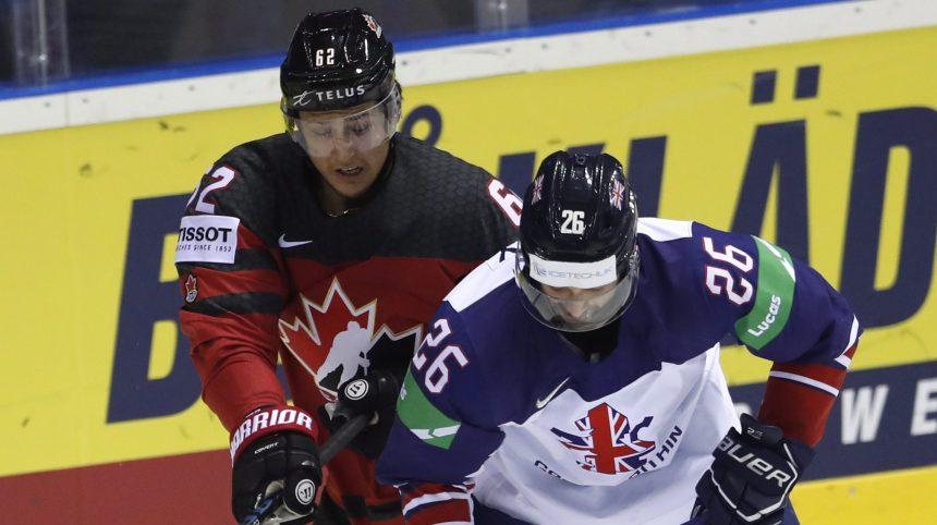 Montour est blessé au bas du corps, ratera le reste du Mondial de hockey