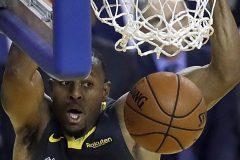Andre Iguodala ne jouera pas pour les Warriors lors du quatrième match