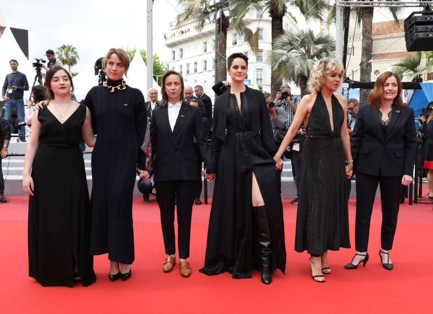 #MeToo continue de planner sur le Festival de Cannes