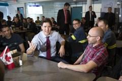 Tarifs: les mesures de représailles ont porté fruit, selon Justin Trudeau
