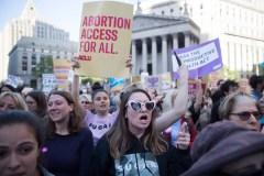 États-Unis: manifestations pour défendre le droit à l'avortement