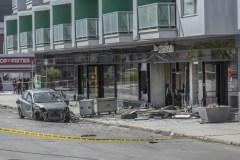 Collision à Québec: la thèse de la conduite avec facultés affaiblies écartée