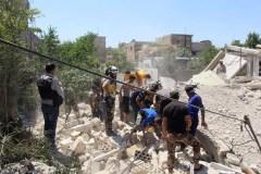 Syrie: discussions entre Washington et Moscou pour sortir le pays de son isolement