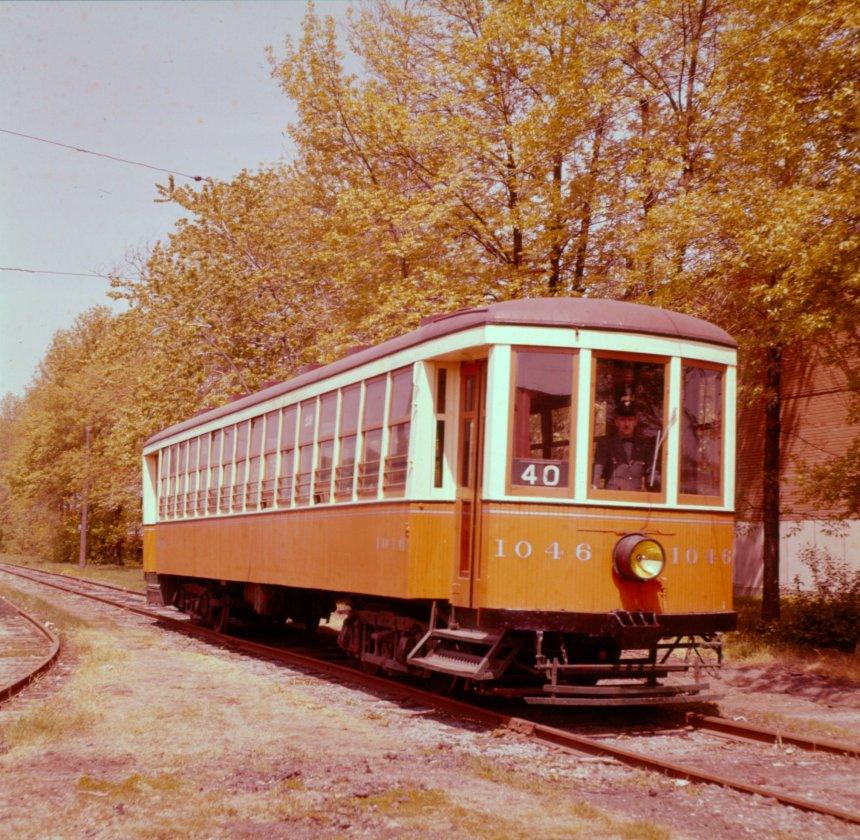 Quand Montréal-Nord avait son tramway
