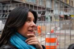 Sainte-Catherine: Valérie Plante «surprise» de la grogne des commerçants