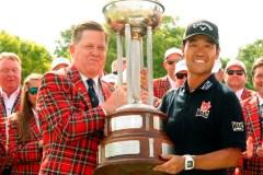 Tournoi Colonial de la PGA: Kevin Na victorieux par 4 coups au Texas