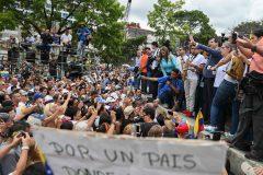 Nouvelle manifestation pro-Guaido au Venezuela