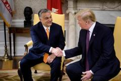 Hongrie: Trump salue le bilan de Viktor Orban qui a «garanti la sécurité» de son pays