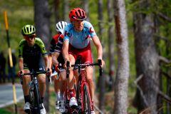 Zakarin met la main sur la 13e étape; Polanc toujours en rose au Giro