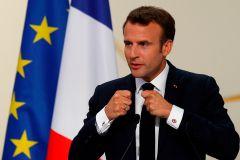 Notre-Dame de Paris: Macron réaffirme le délai de cinq ans pour reconstruire